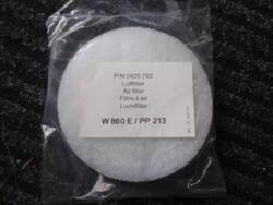Vzduchový filter WAGNER pre radu W86x