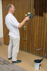 Predĺžené sanie vodou riediteľných farieb pre W140P, W180P a W450SE - 2